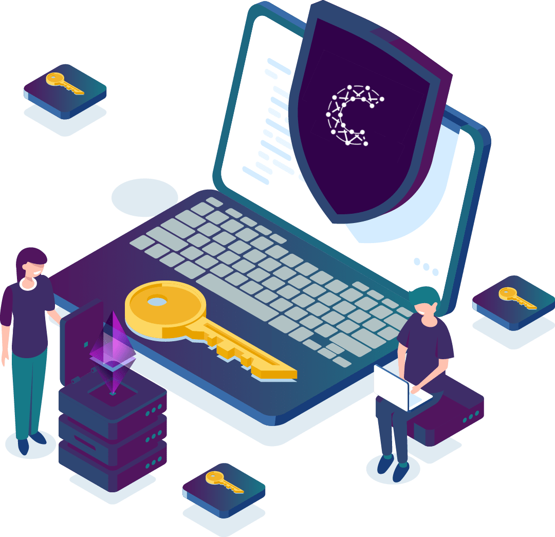 Chaingateway.io Security Illustration